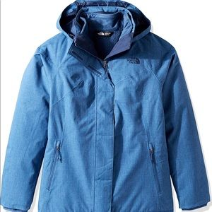 North Face Women's Kalispell Triclimate Jacket